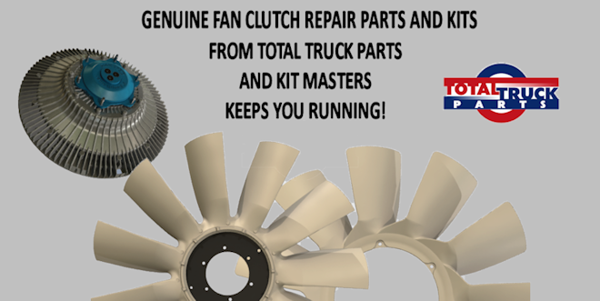 Get Fan Clutch Repair Parts Today