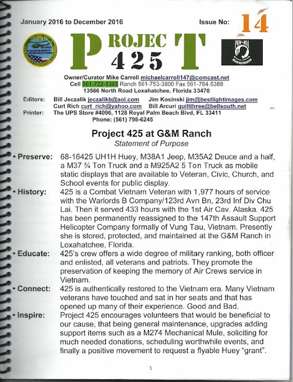Project 425